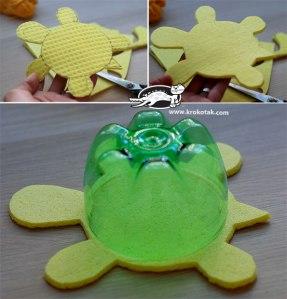turtle foam